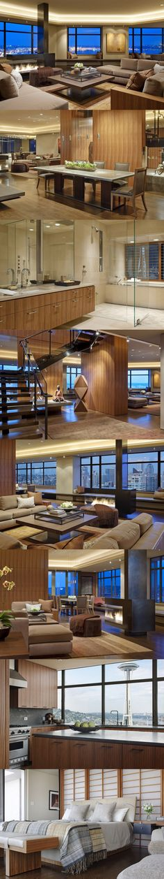 Downtown Seattle Penthouse