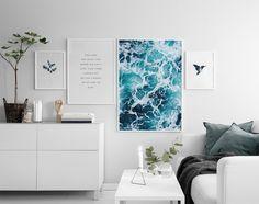 Sea foam, poster