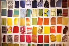 Fabric Design Board