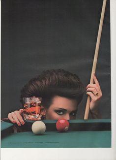 Ass her balls Pool up