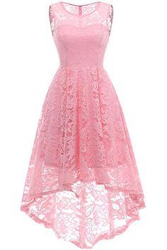 Women floral lace bridesmaid party dress short prom dress v neck [item code: Glam Dresses, Dresses For Teens, Pretty Dresses, Sexy Dresses, Vintage Dresses, Short Dresses, Fashion Dresses, Formal Dresses, Sleeveless Dresses
