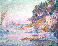 Image detail for -The bay - Paul Signac - WikiPaintings.org