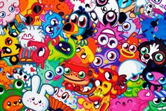 Moshi Monsters my daughters new obsession