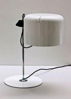 coupe lamp - joe colombo - 1967