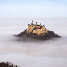 Castle in the Sky by Robin Holler