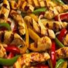 Campfire: Gourmet Tin Foil Chicken Fajitas - The Boy Scout | Utah National Parks Council Official Blog