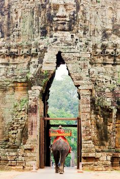 14 Historical Destinations You Must See in Your Lifetime- Angkor, Cambodia