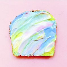 Mermaid Toast Is A Real Thing And Instagram Loves It