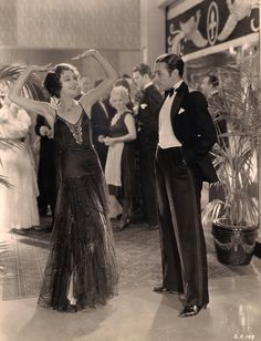 Ann Dvorak's pre-Code dance in front of George Raft was a highlight in Howard Hawk's Scarface: the Shame of a Nation (1932). Bizarre Los Angeles.