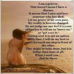 I miss my mom. I'll miss her forever. That doesn't mean I'm wrong or bad or crazy. It means I loved her - love her still. Rip Daddy, Missing Loved Ones, Missing My Son, Grief Poems, Nan Poems, Prayer Poems, Prayer Cards, Miss You Mom, Grieving Quotes