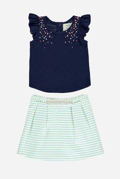 7411d485c589 Blune Marinieri Girls Skirt (Size 4 left)