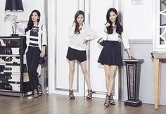 TTS,Taeyeon,Tiffany,Seohyun,MIXXO,2015