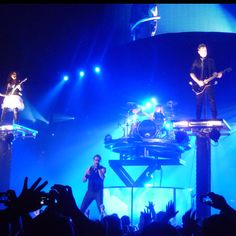 Skillet . They really need to come around here again. It's been too long.