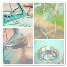 Minty Drives by JoyHey, via Flickr