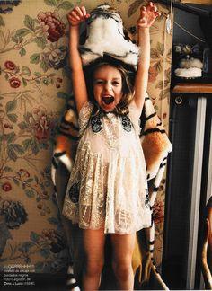 Vogue nino Espagne~ http://www.creativeboysclub.com/