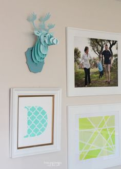 Ways To Hang Things Without Damaging Your Apartment Walls For