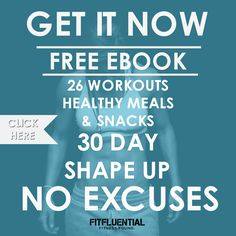 It's all right here - the workouts, the food - your plan to reach your goals and crush it over the next 30 days! Brought to you by partner Polar - JUST CLICK for your FREE DOWNLOAD! Fun Workouts, Workout Fun, Lose Weight, Weight Loss, Diet And Nutrition, Burn Calories, Free Ebooks, Get Started, Read More