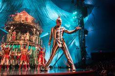 L'été prochain, le Cirque du Soleil présentera quotidiennement KOOZA à PortAventura. #PortAventura #LeCirqueduSoleil #Kooza