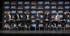 Once upon a time when Champions did little talking outside of the cage. Jon Jones, Frankie Edgar, Anderson Silva, Cain Velasquez, Jose Aldo, Georges Saint Pierre and Dominick Cruz.
