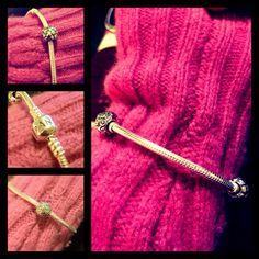 My Pandora bracelet :)