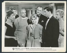 Susan Slade '61 CONNIE STEVENS TROY DONAHUE NATALIE SCHAFER BERT CONVY | eBay