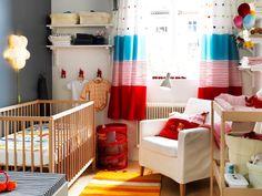 Ideas for a Small Nursery