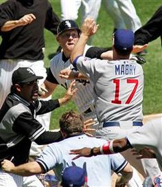 Cross-town beatdown between the Chicago White Sox and Chicago Cubs
