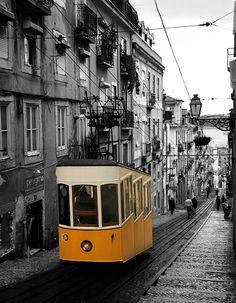 @ Lisbon Tram