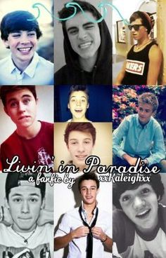 Please read my Taylor Caniff story called Livin' in paradise