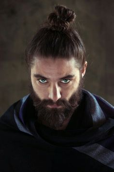 Men\'s hairstyle jesus by me | Barbe | Pinterest | Beard care and ...