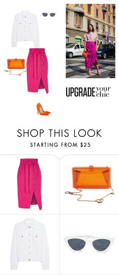 """""""24/03"""" by dorey on Polyvore featuring River Island, STELLA McCARTNEY, rag & bone and Christian Louboutin"""