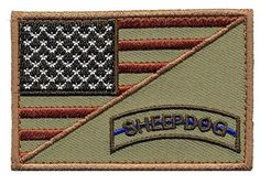 Can be used with Condor, Tru-Spec and other Operator / Contractor Caps - PREMIUM QUALITY EMBROIDERED PATCHES - Velcro Hook Backing for Attachment to Tactical Gear, Velcro Loop Not Included - Great for