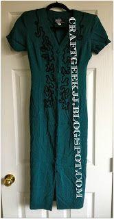 Craft Geek: Dress Refashion