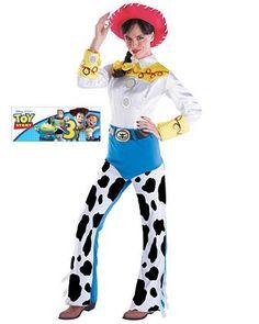 Adult Toy Story Deluxe Jessie Costume | Disney Halloween Costumes
