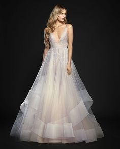 Style 6703 Laney Hayley Paige wedding gowns and dresses