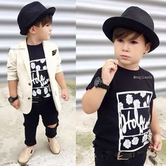 Little Boy Outfits, Little Boys, Kids Outfits, Baby Boy Fashion, Sons, Fashion Accessories, Hipster, Fashion Outfits, Clothes