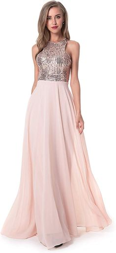 Alyce Paris - 60063 Two Piece High Halter Mikado A-Line Gown – Couture Candy Elegant Prom Dresses, Grad Dresses, Prom Dresses Online, Pretty Dresses, Homecoming Dresses, Beautiful Dresses, Bridesmaid Dresses, Dress Prom, Dresses Dresses