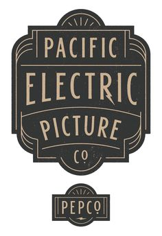 Pacific Electric Picture Co. 2 by Simon Walker