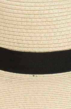 Free shipping and returns on Amici Accessories Floppy Straw Hat (Juniors)  at Nordstrom.com. Bring a bit of glamour to the pool ffa873c9229d