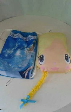 Kit Frozen Elsa