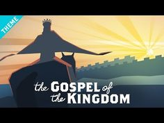 The Bible Project - Great animated video explaining the Gospel of the Kingdom from the whole bible.