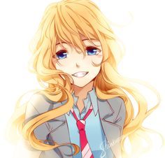 Kaori will always be one of my most favorite anime characters ever <3