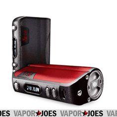 Vapor Joes - Daily Vaping Deals: 35% OFF: HCIGAR EVOLV VT75 TC BOX MOD - RED WITH B...