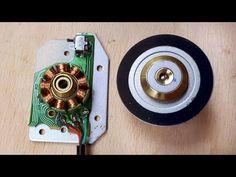 How to Run The Brushless CD ROM Motor - Fırçasız motor nasıl çalışır!!! - YouTube