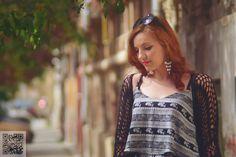 redheadedrogue, fashion blogger, redhead, summer, nature, agiforro