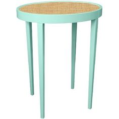 There is not better way to add a burst of color than with our iconic tini table - now available as an oval. Our little tables are so versatile and useful, you'll wonder how you ever lived without it.