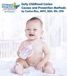 Early Childhood Caries: Causes and Prevention Methods - How much do you know about baby bottle tooth decay? Corina explains causes and prevention methods. #oralhealth #dentalhealth