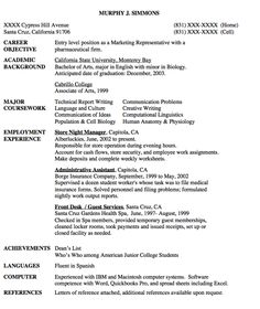 In Post This Time We Will Give A Example About Sample Of Entry Level  Marketing Representative Resume Sample That Will Give You Ideas And Provide  A Reference ...