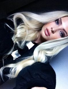 Alena Shishkova, Russian model... love her makeup