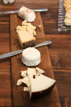 mixed cheese board, perfect with a smokey cup of Lapsang Souchong http://www.teapalace.co.uk/Lapsang-Souchong-P207/